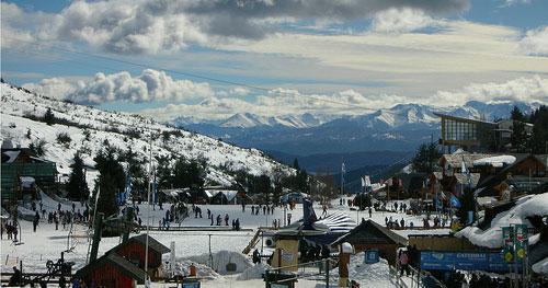 skier amérique du sud