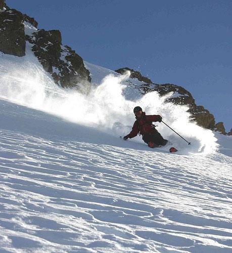 ski amérique du sud